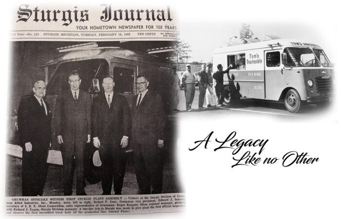 Morgan Olson Legacy
